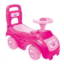 PORTEUR SIT N RIDE ROSE