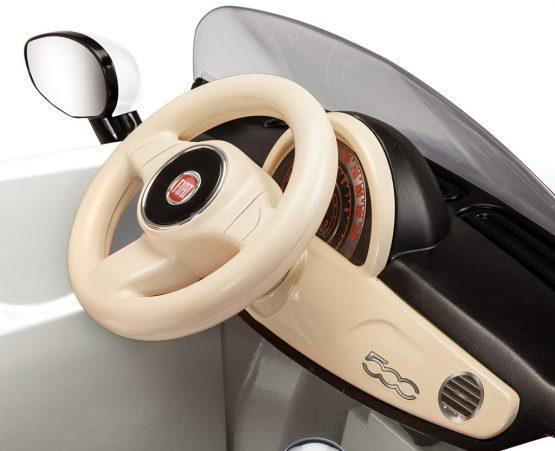 FIAT 500 BLANCHE 12V