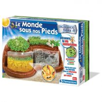 LE MONDE SOUS NOS PIEDS