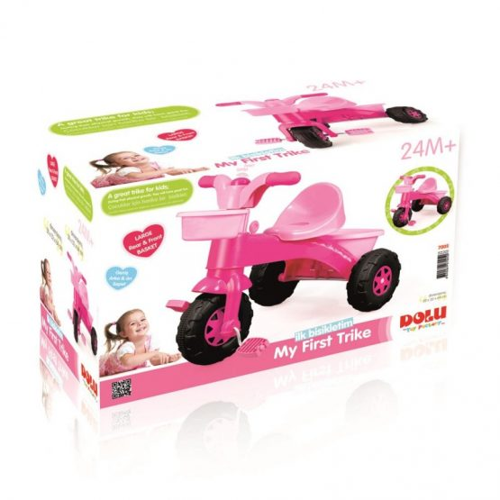 Mon Premier Tricycle Rose