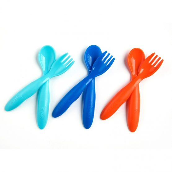 Ensemble fourchettes et cuillères