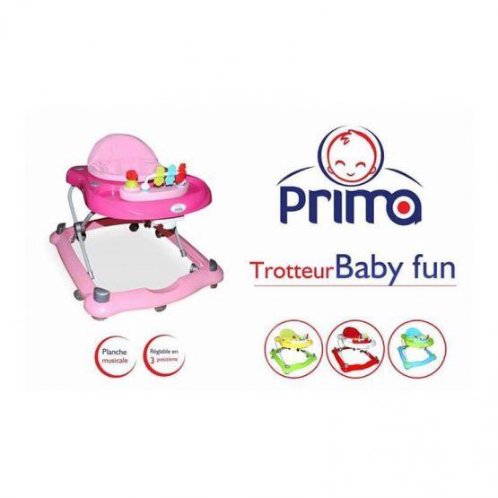 TROTTEUR BABY FUN PRIMA