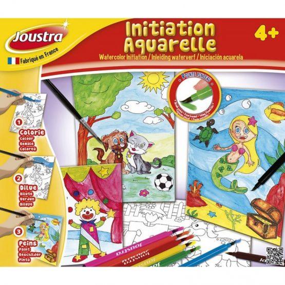 Initiation Aquarelle