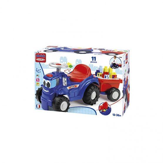 Tracteur Remorque - Maxi Abrick