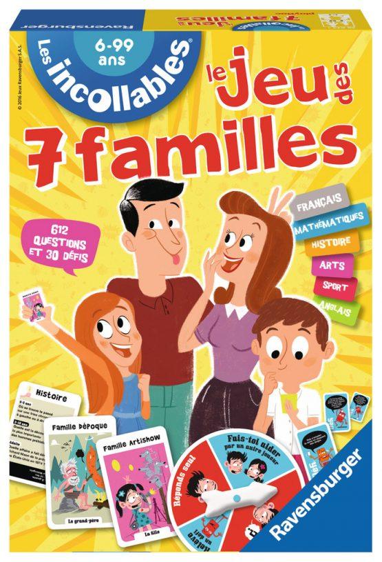 Jeu 7 Famille