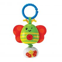 Wriggles and Giggles Musical Rattle