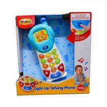 light up talking phone