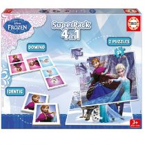 SUPER PACK FROZEN