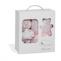 Couverture peluche OURS