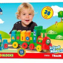 Train 28 Pcs