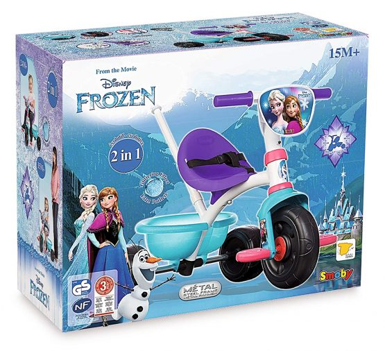 tricycle Be Move Frozen