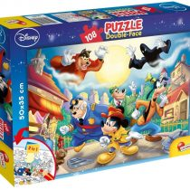 Puzzle Mickey Double Face 108 Pièces