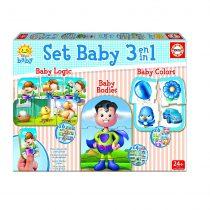 Set bébé 3en1