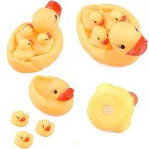 Famille de canard
