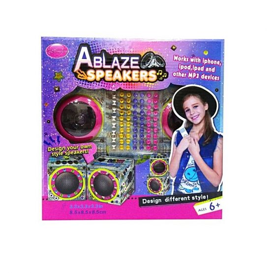 Ablaze Speakers
