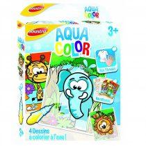 Joustra coloriage à l'eau