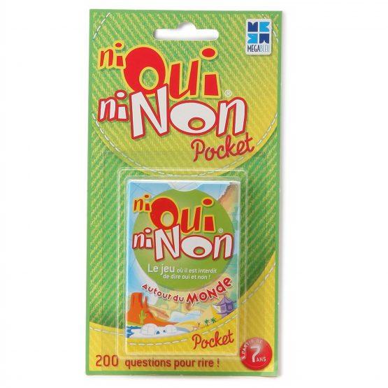 Pocket Ni Oui Ni Non  Découverte du monde