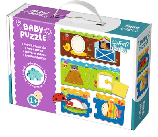 Baby Puzzles Formes