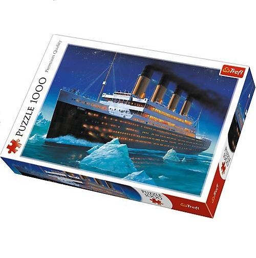 Puzzle Titanic – 1000 Pièces