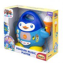 Penguin Karaoke