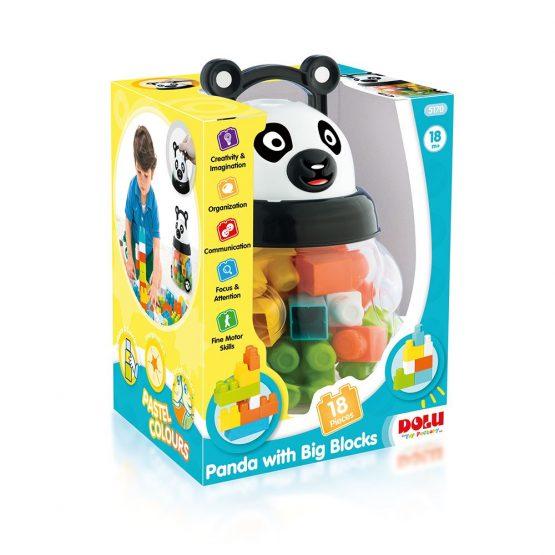 Panda avec 20 pcs