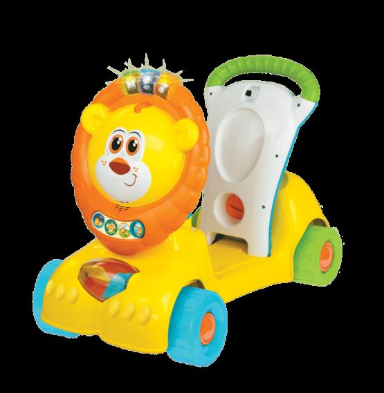 Scooter Lion 3-en-1