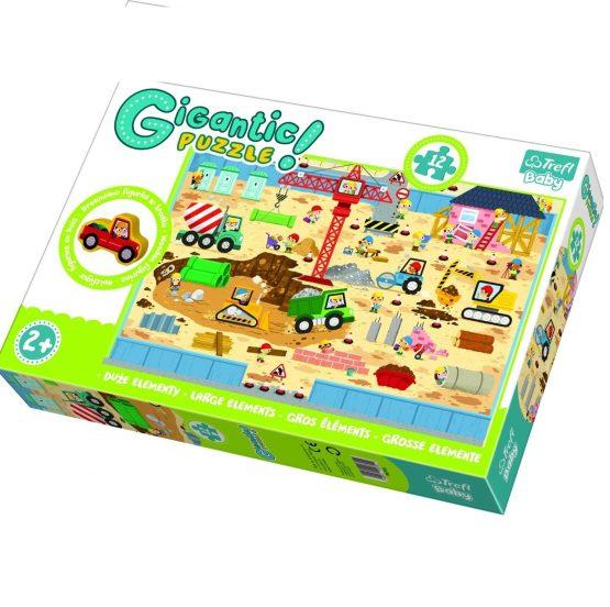 Puzzle Géant  – Chantier