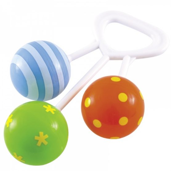 Hochet  Trois boules