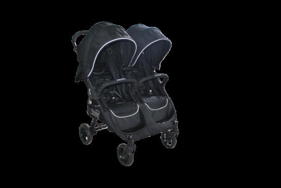 Poussette twin delux  stroller