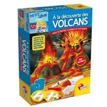 Découvrez les volcans