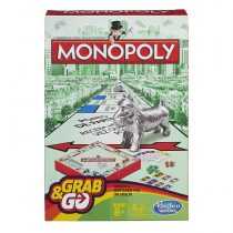 Monopoly Travel  Grab & Go