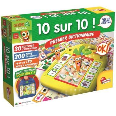 10 Sur 10 Premier Dictionnaire