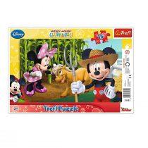 Mickey Mouse – Dans la campagne