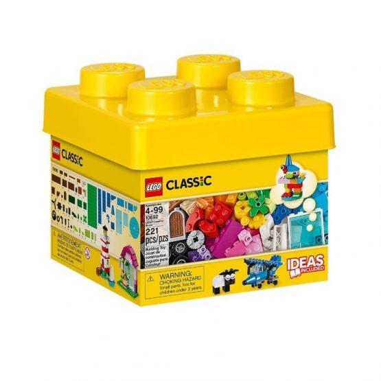 Boite de briques