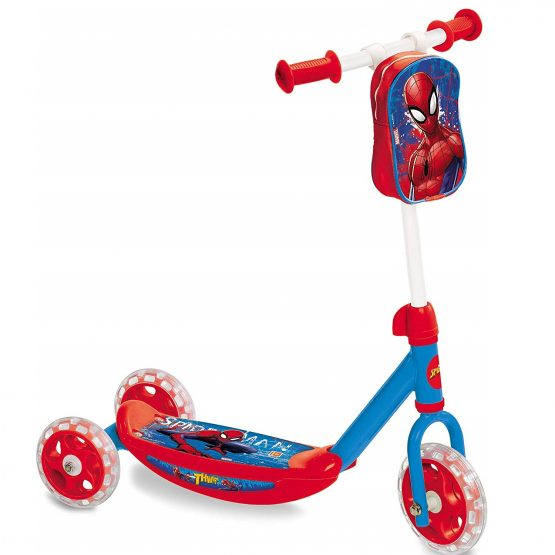 Scooter Spiderman