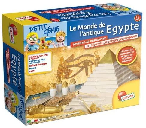 Le Monde DE L'EGYPTE