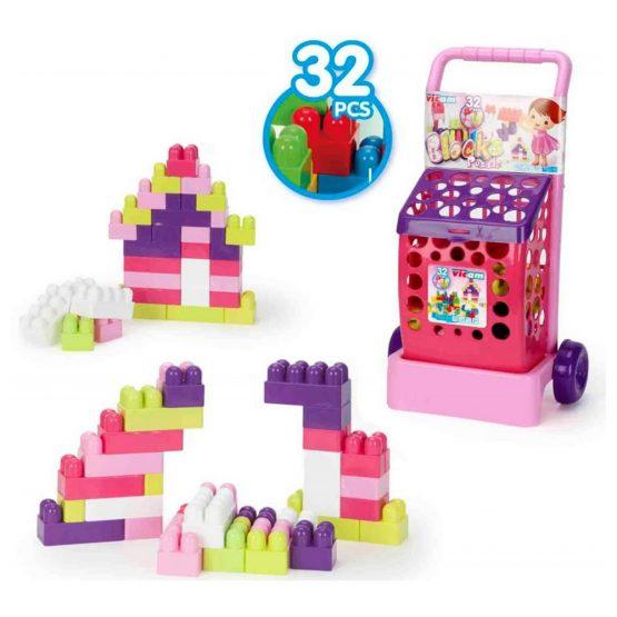 chariot blocks 32 pcs