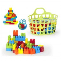 Panier de  blocks 40 pcs