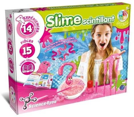 Kit Slime Scintillant