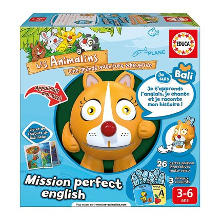 Mission Perfect english