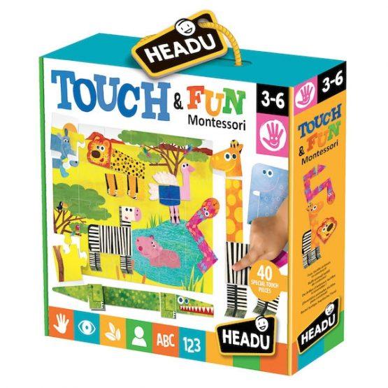 Montessori Touch & Fun