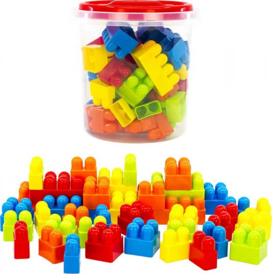Set Blocks Constructions 40Pc