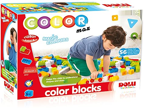 56 pièces de lego