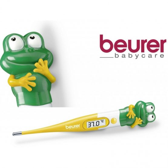 Thermomètre grenouille pointe flexible