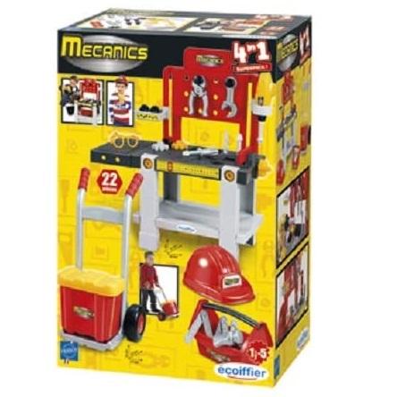 mecanics superpack 4en1
