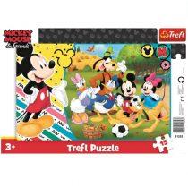 Puzzle Mickey Mouse à la campagne – 15 pièces