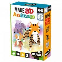 Make 3D Animals