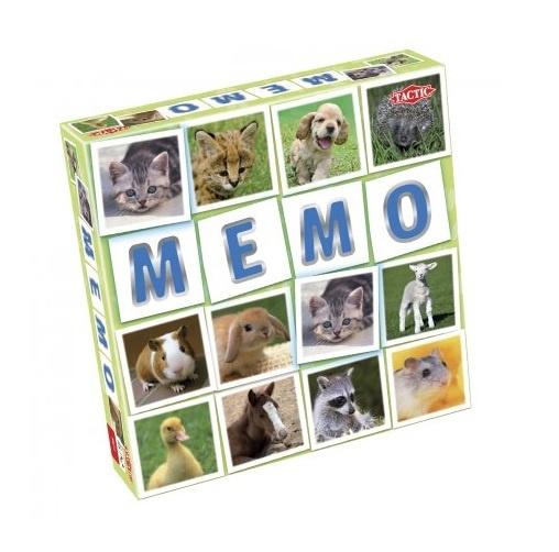 Animal Babies Memo