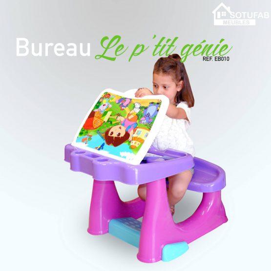 BUREAU LE PETIT GENIE