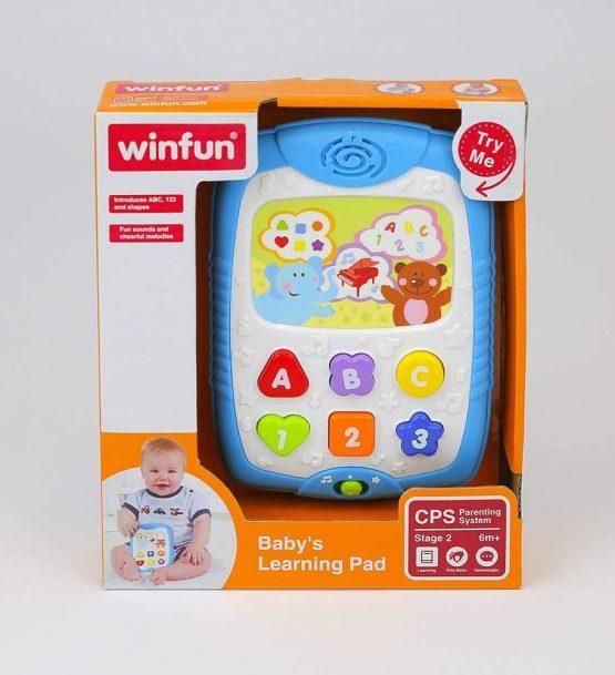 Tablette Enfant d'apprentissage